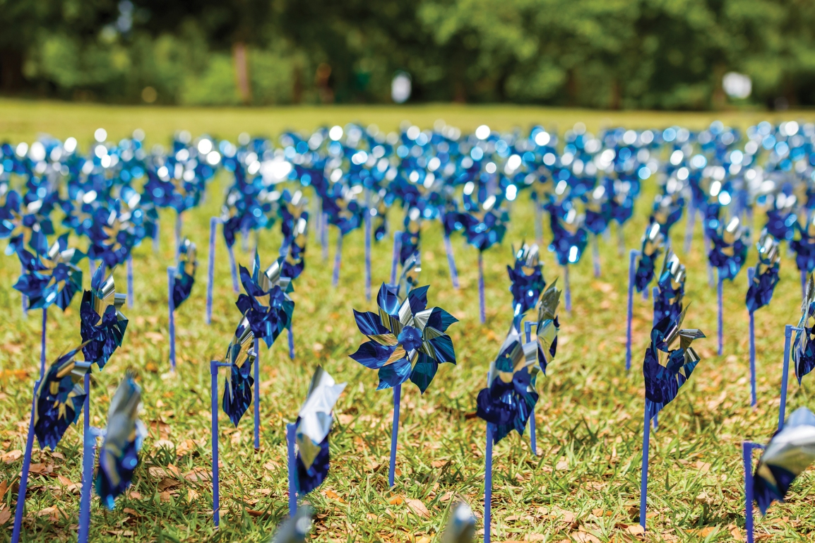 April is Child Abuse PreventionMonth
