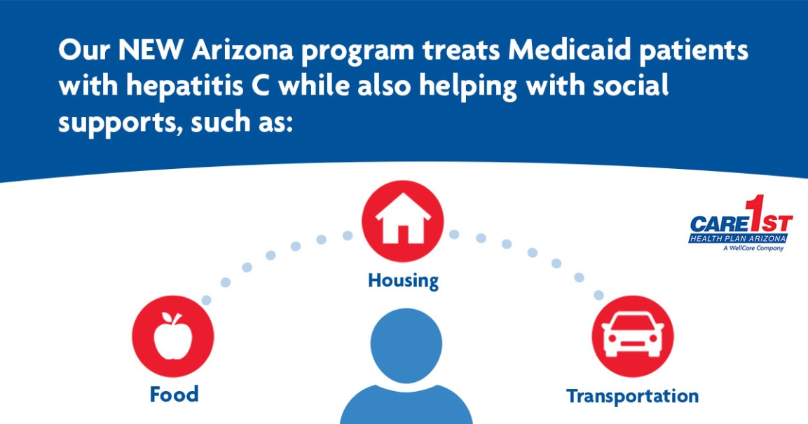 Treating Members with Hepatitis C in Arizona