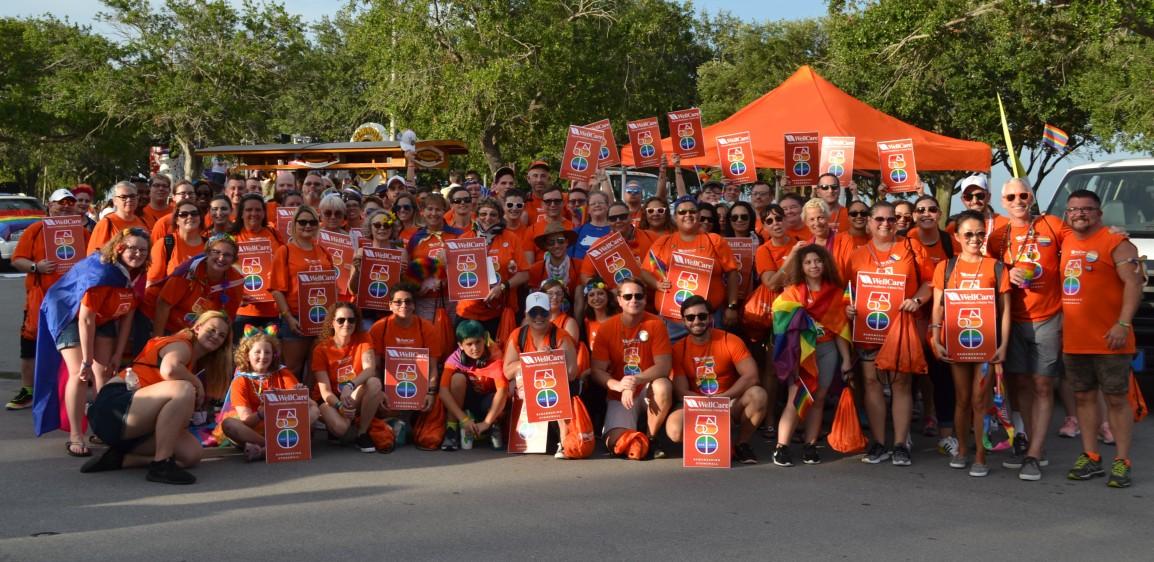 St Pete Pride group