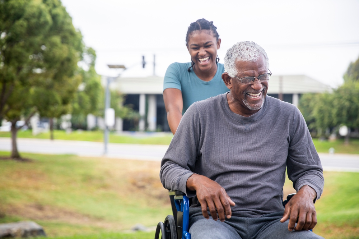 Turning the Spotlight on Our Nation'sCaregivers